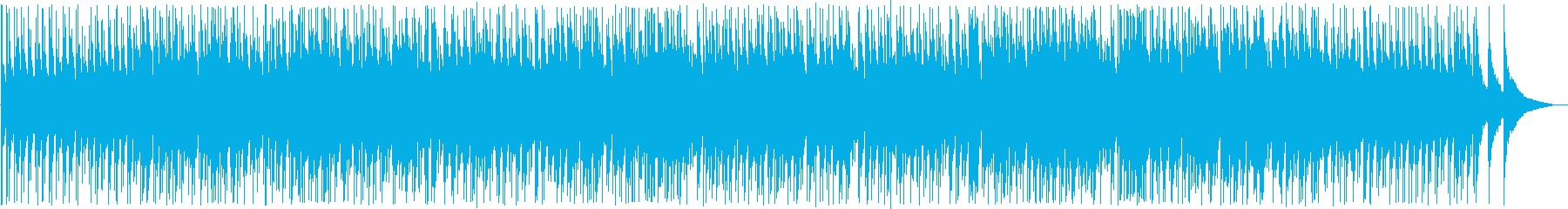 Toh-in / Okinawa folk song's reproduced waveform