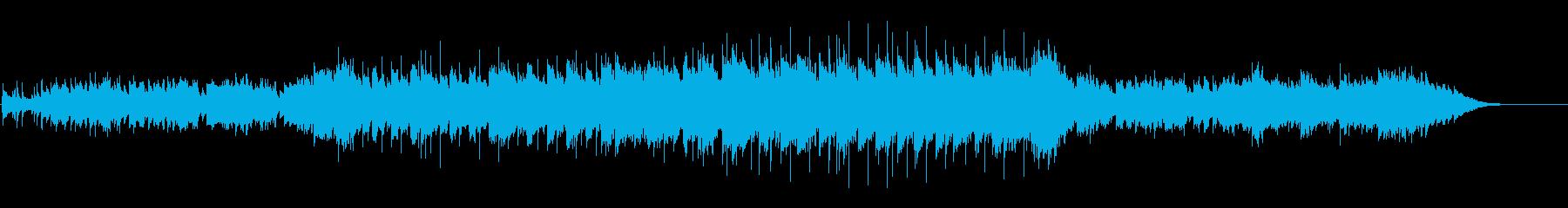 メランコリーなポップ・バラードの再生済みの波形