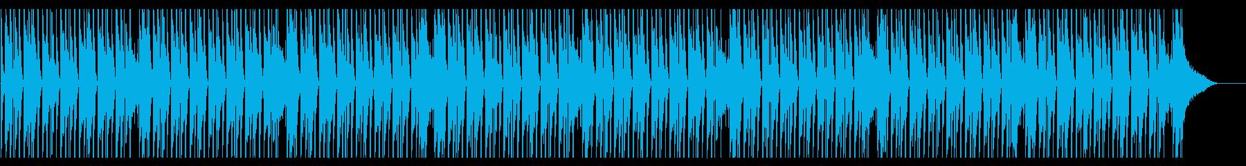 CMやアニメ系の日常の再生済みの波形