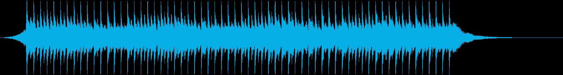 Corporate Piano 142の再生済みの波形