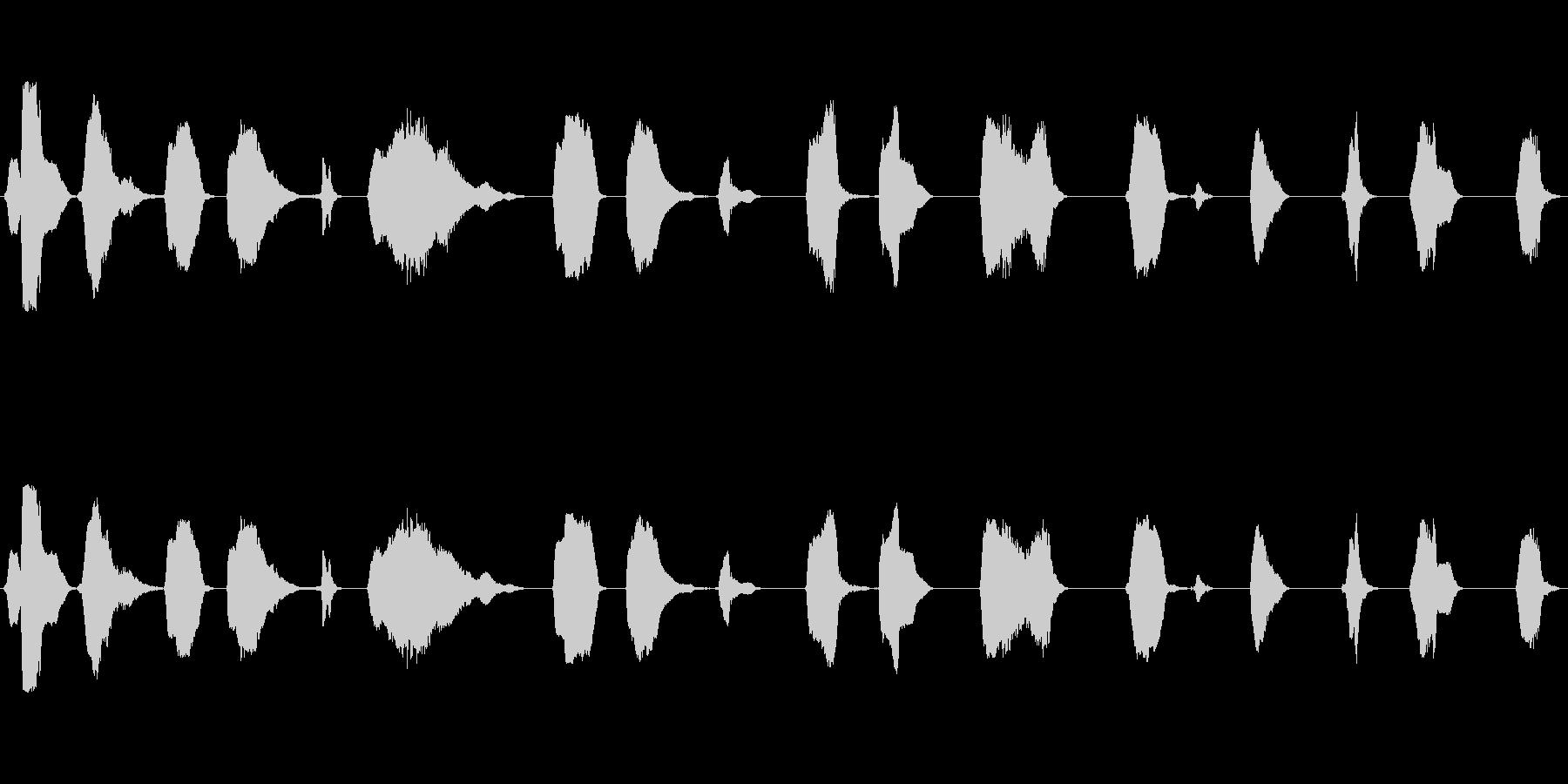 金属ブレーカーボックスカバー:さま...の未再生の波形