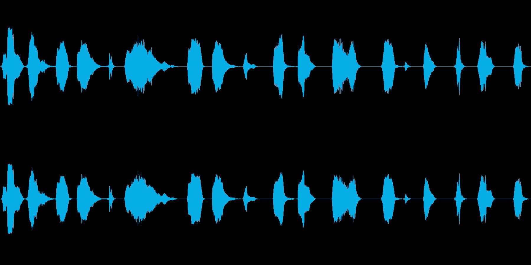 金属ブレーカーボックスカバー:さま...の再生済みの波形