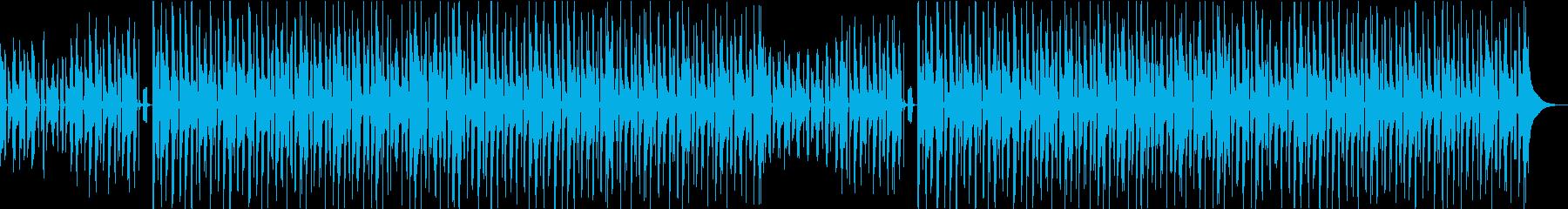 ウクレレ・のんびり・ゆったり・日常の再生済みの波形