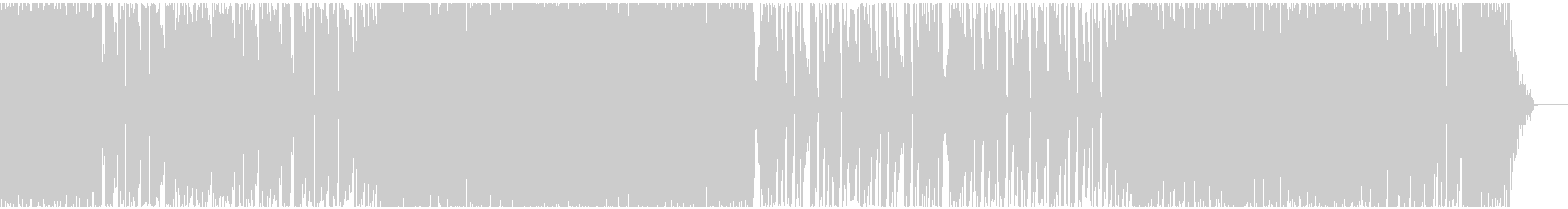 【EDM】トランス、ロング10の未再生の波形