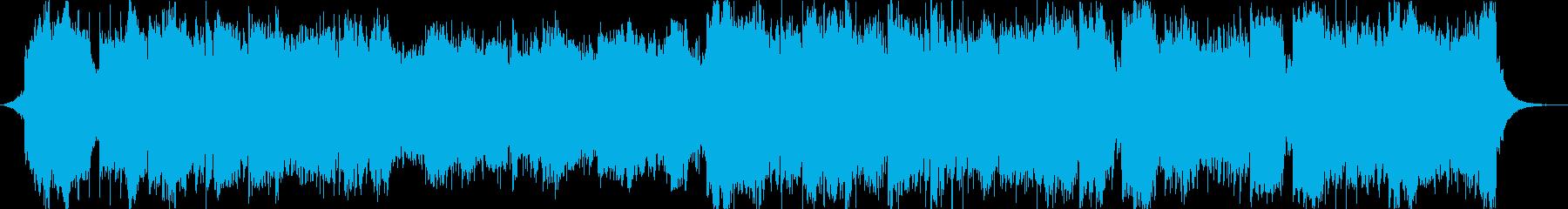 二胡・笛メインの中国風、和風曲。の再生済みの波形
