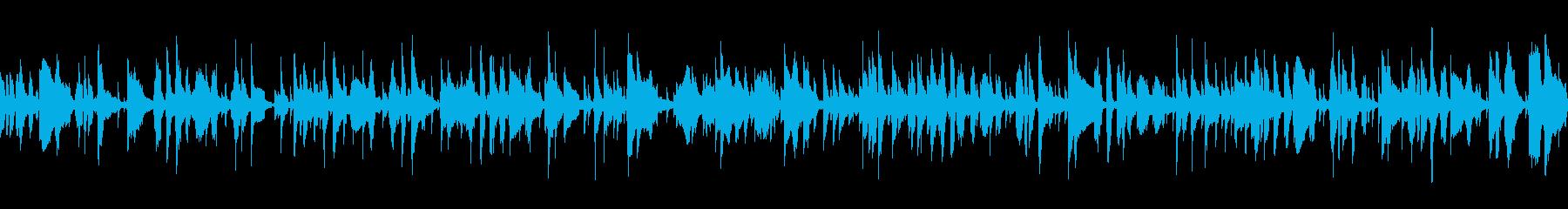 劇伴 エレキギター ピアノ ジャズの再生済みの波形
