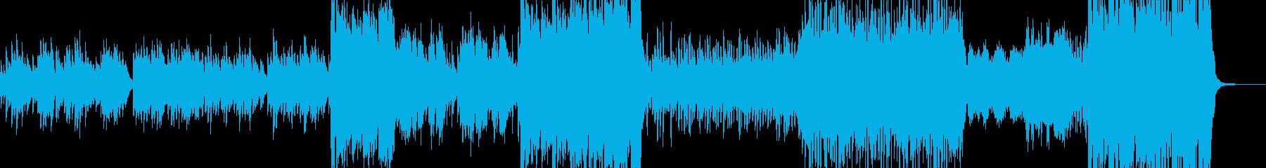姫チック・踊れるスィングジャズ H2の再生済みの波形
