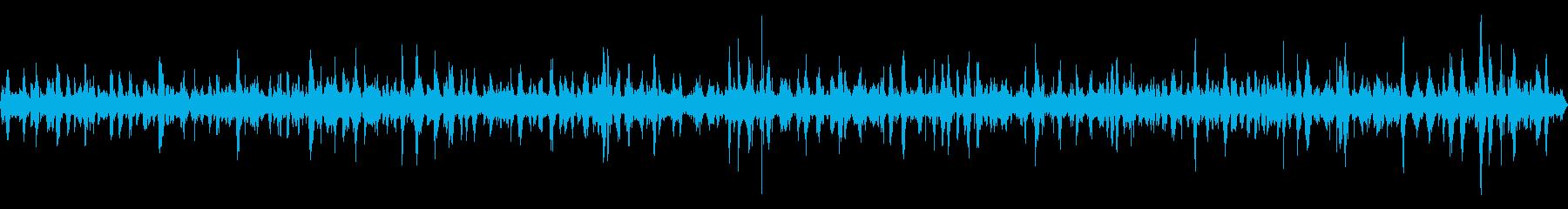 【自然音】穏やかな波 波打ち際 _3の再生済みの波形