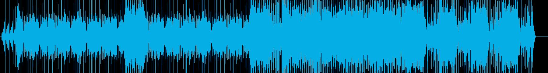 ◎超絶かっこいいオーケストラ機械グルーヴの再生済みの波形