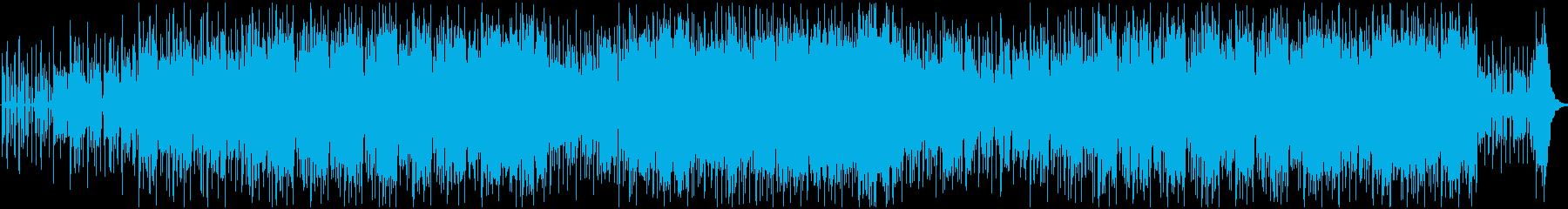 アップビートなビッグバンド、アシッ...の再生済みの波形