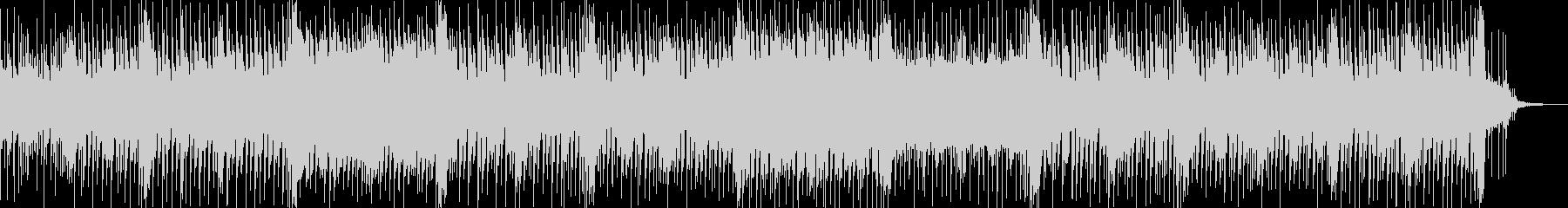 切ない感じのテクノポップBGMの未再生の波形