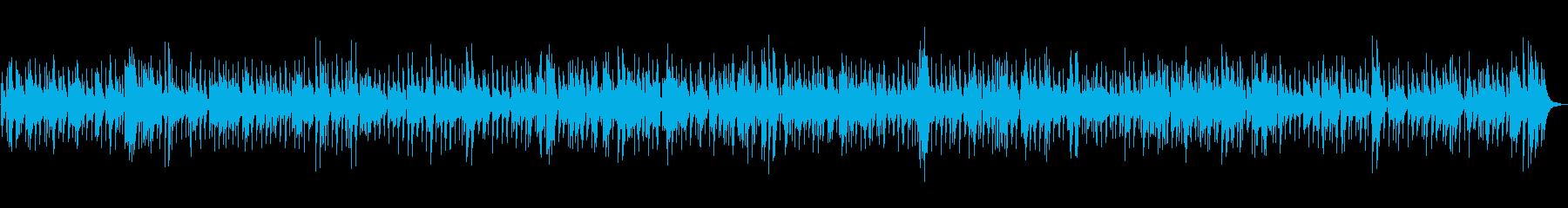 夜JAZZ ~BARで聴く静かな夜に~の再生済みの波形