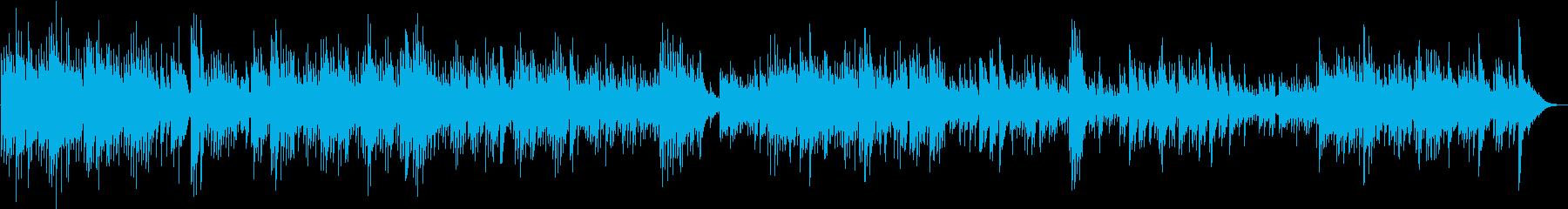 室内楽 アンビエント リラックス ...の再生済みの波形