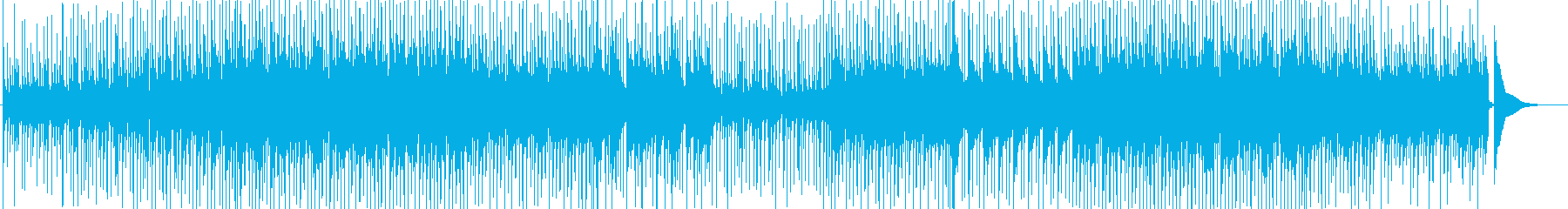アコースティック-ギター-爽やか-ピアノの再生済みの波形