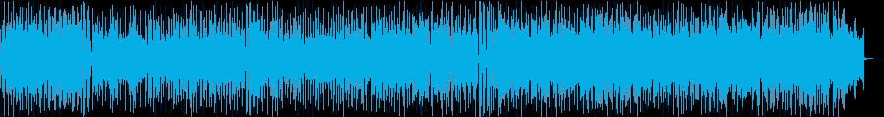 応援・女の子・テーマソング・OP・EDの再生済みの波形