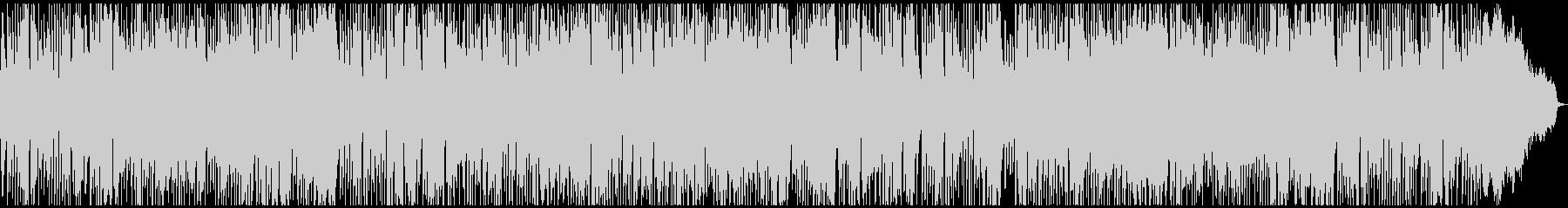 二胡の中華風エキゾチックポップジャズの未再生の波形