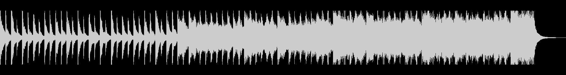 混沌/カオス/幻想:ピアノ・ストリングスの未再生の波形