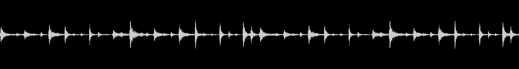 パーカッション カホーンloopの未再生の波形