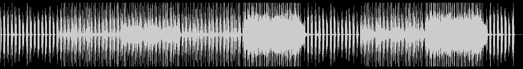 まったりとしなやかなアコギサウンドの未再生の波形