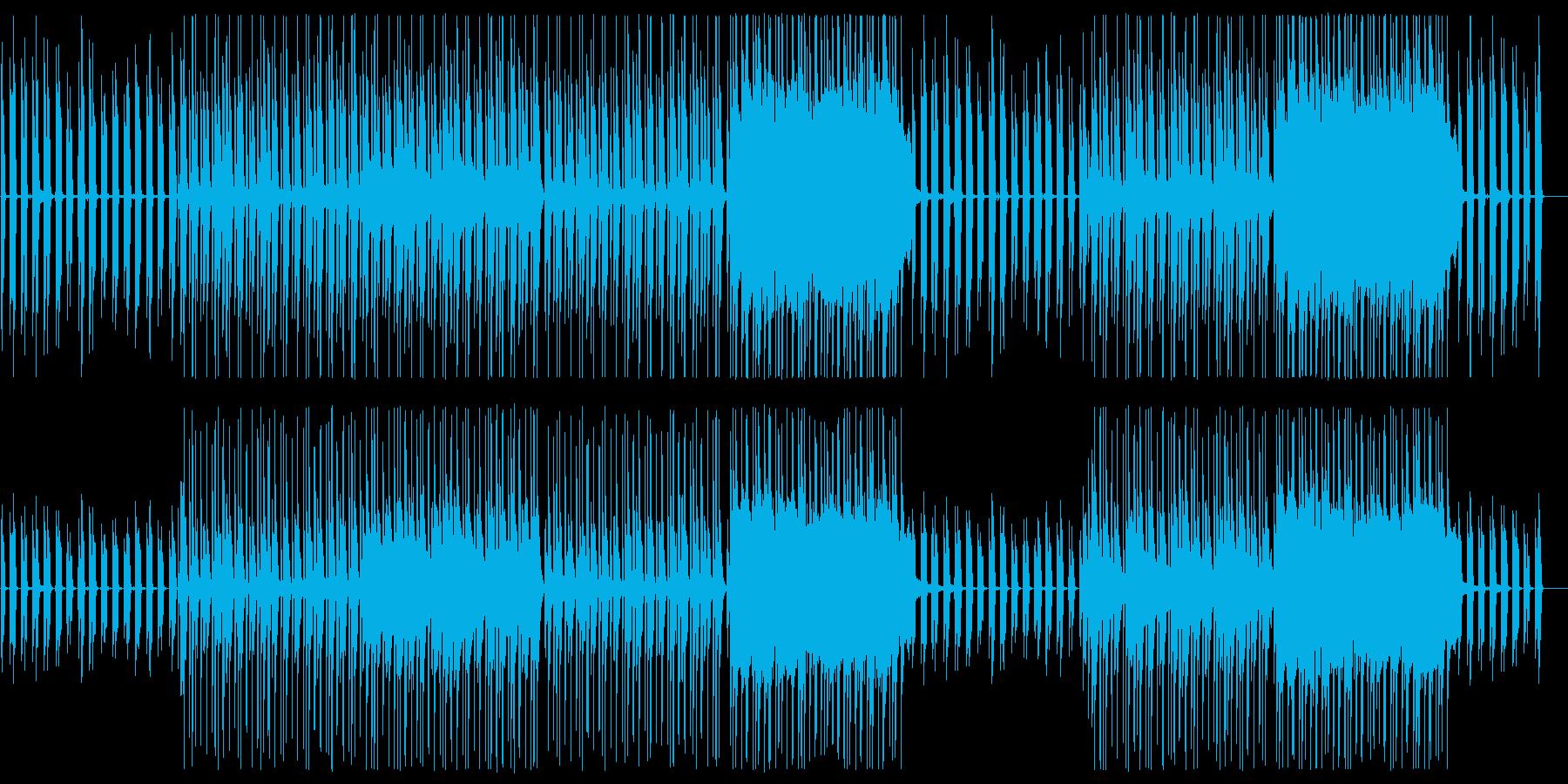 まったりとしなやかなアコギサウンドの再生済みの波形