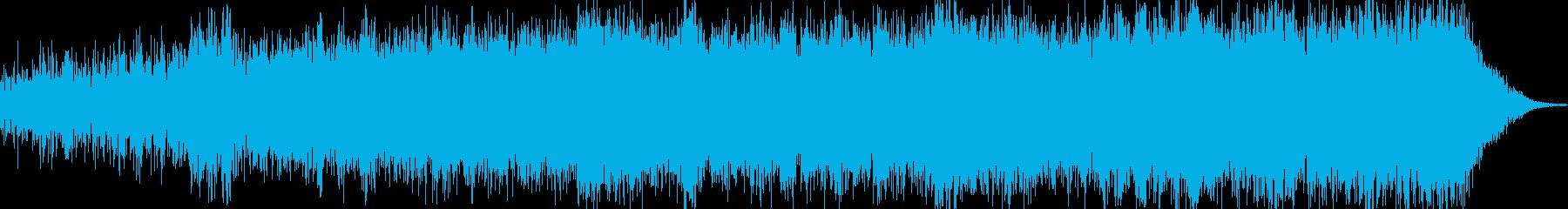 スターシップワープドライブアクセラ...の再生済みの波形