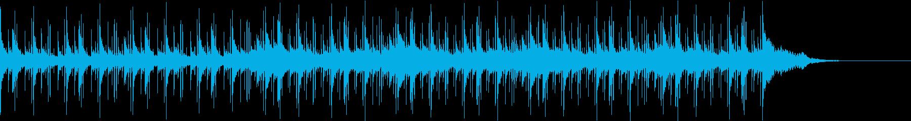 Pf「回転」和風現代ジャズの再生済みの波形