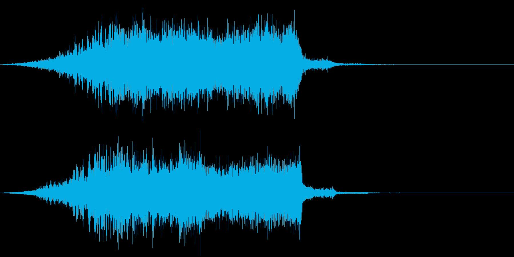 【シネマティック】ライザー_ 08の再生済みの波形