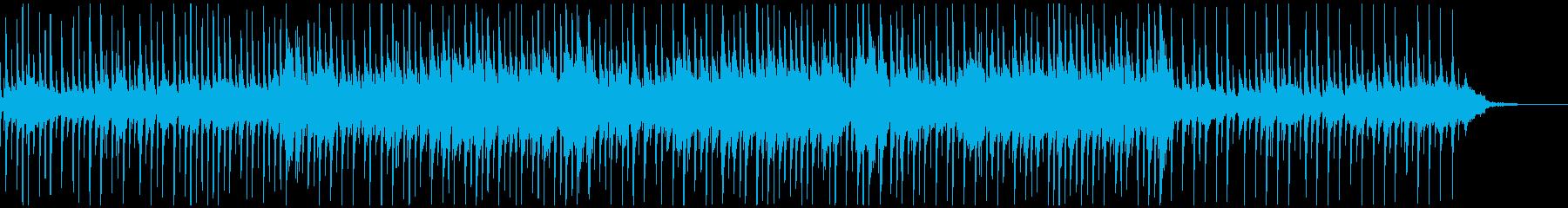 沖縄民謡をPOPアレンジしたほのぼのBGの再生済みの波形