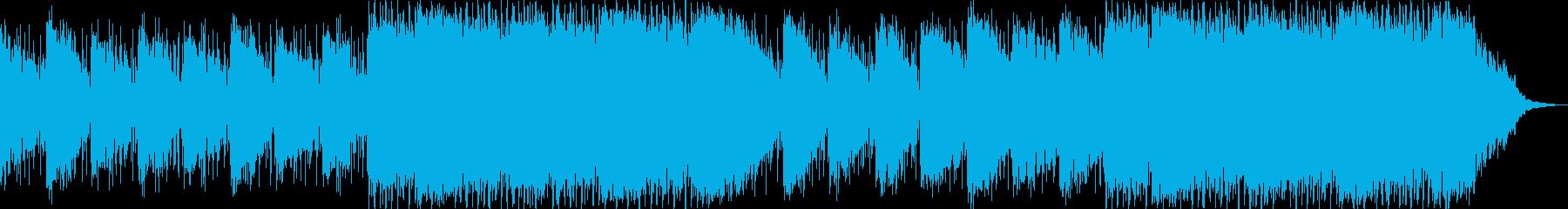 Inspiring Ambient 2の再生済みの波形