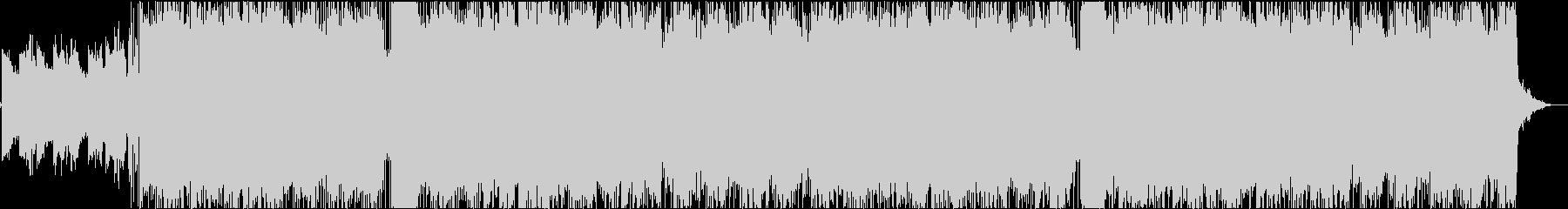 切ないおしゃれなR&B(メロディ無し)の未再生の波形