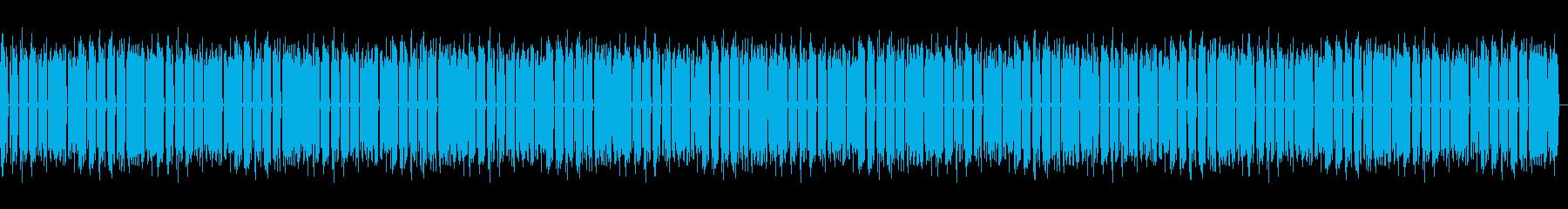 知育・料理・ほのぼの・日常ピアノ3Lの再生済みの波形