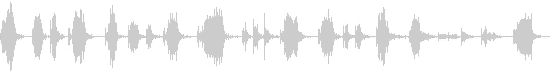 FAN GARDEN RAKE:R...の未再生の波形