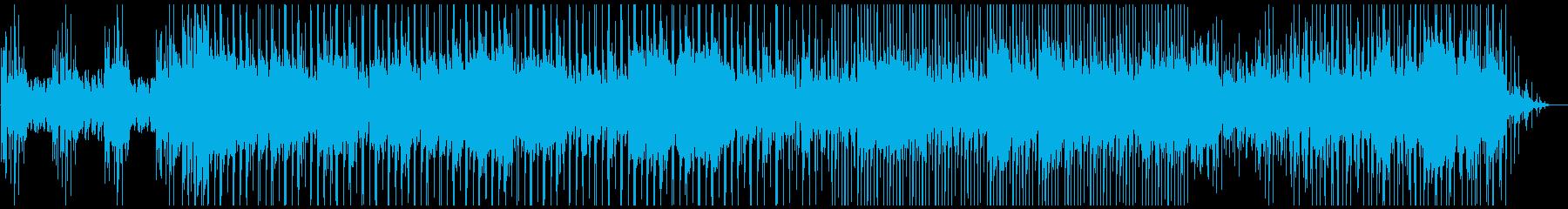 ハープはこのクールな瞑想的なトラッ...の再生済みの波形