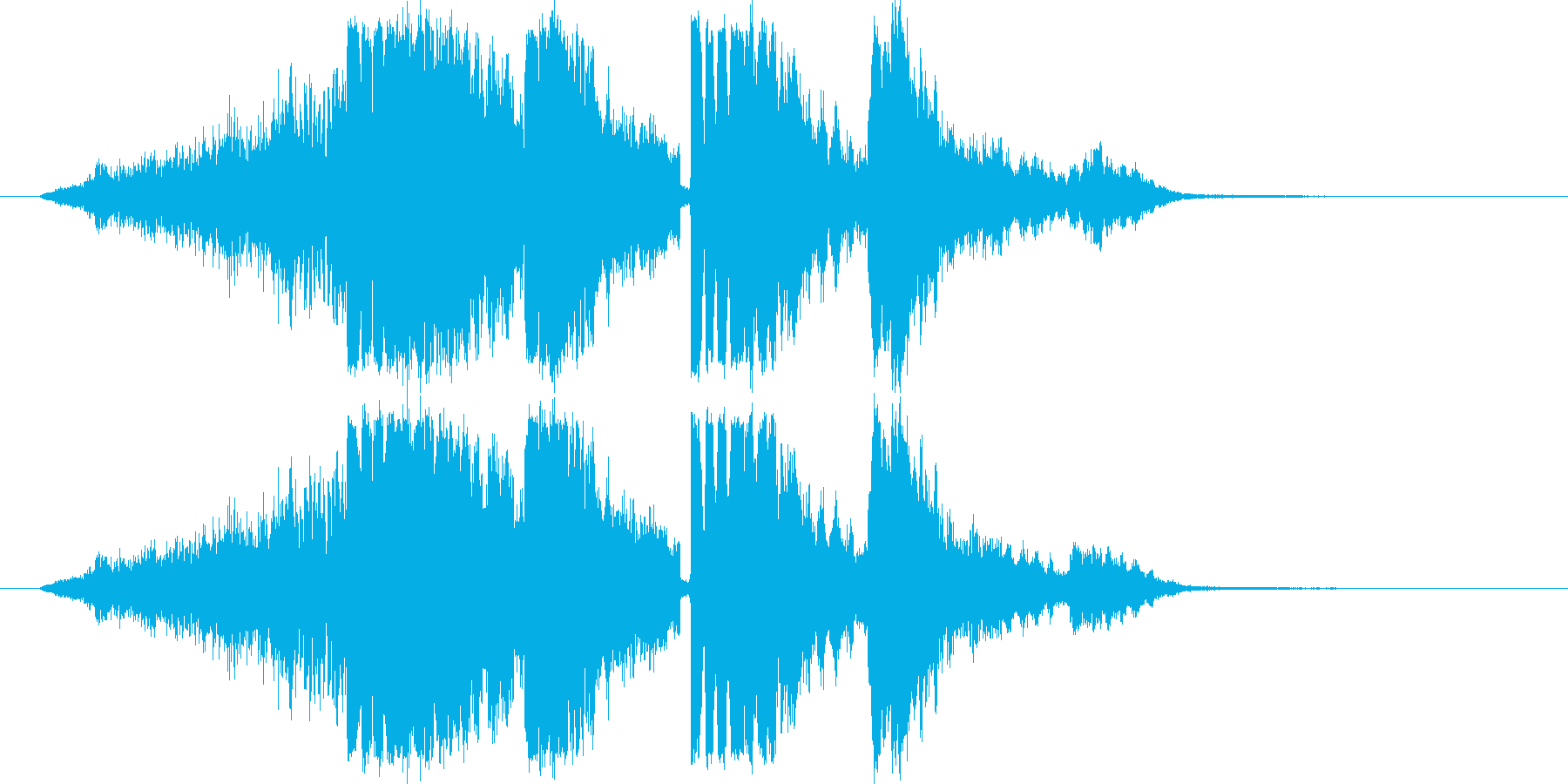 【SE】回復 ヒーリング キュア 魔法の再生済みの波形