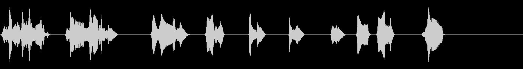イングリッシュホーントーキング&プ...の未再生の波形