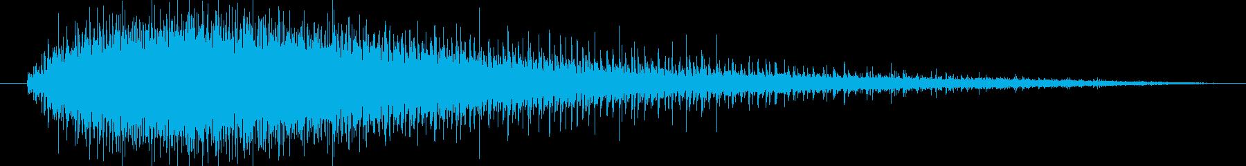 機械 ジグソーエンジン高速中長03の再生済みの波形