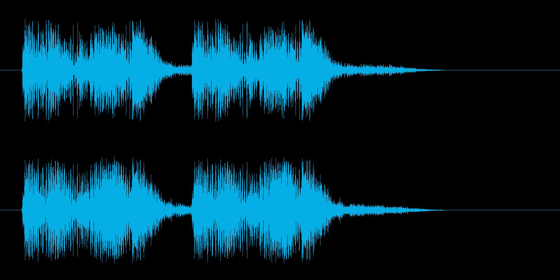 エレクトロニック エレクトロ ドキ...の再生済みの波形