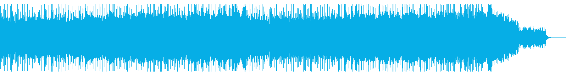 企業VP 爽やかなギターロック Aの再生済みの波形