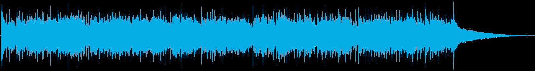 CM・哀愁感漂うかっこいいフラメンコの再生済みの波形