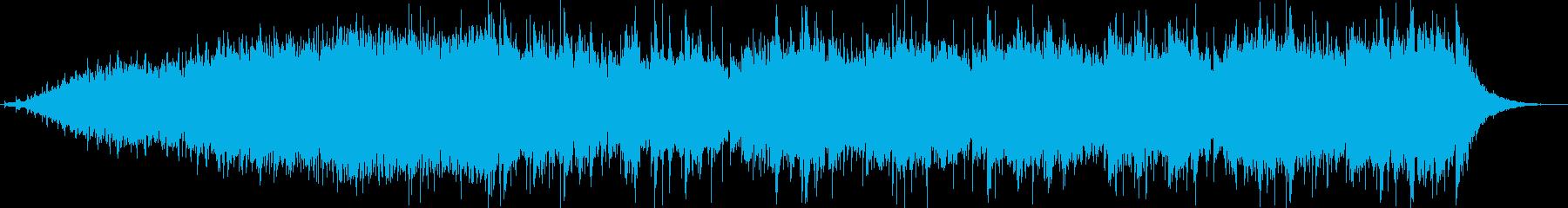 モダン テクノ アンビエント ドラ...の再生済みの波形