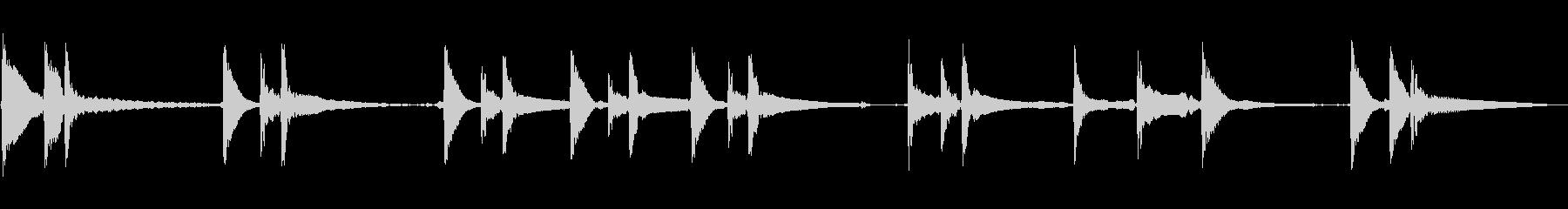 音響ベース:ラストポストアクセント...の未再生の波形