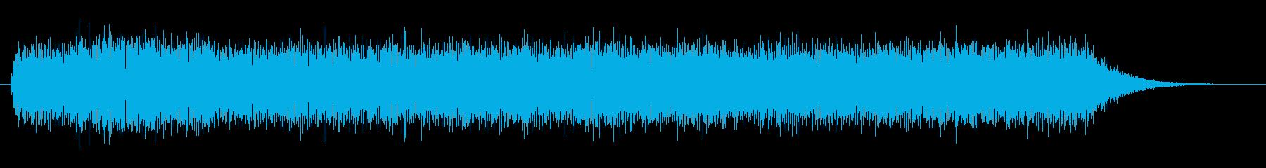 FI デバイス バズ・ソー・ロング02の再生済みの波形