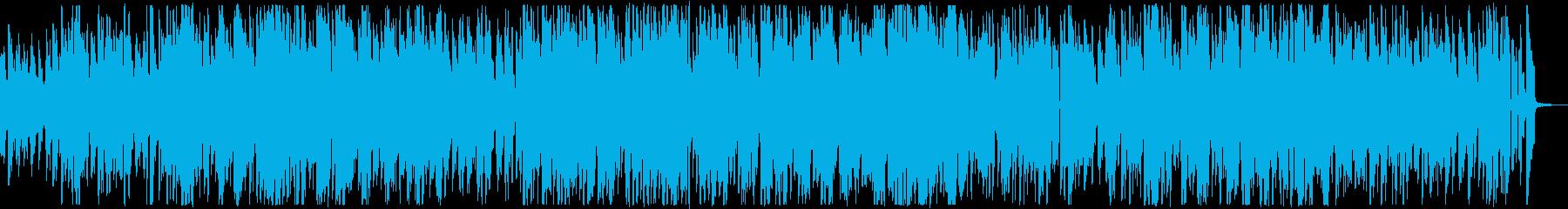 ヴィブラフォン・ジャズカルテットの再生済みの波形