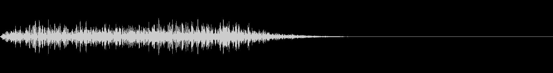 シューッという音EC07_92_2 2の未再生の波形