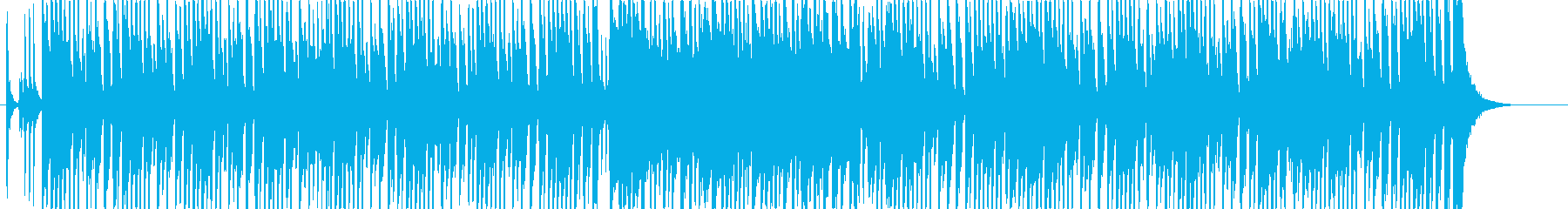 何か、楽しい事が起こる予感!の再生済みの波形