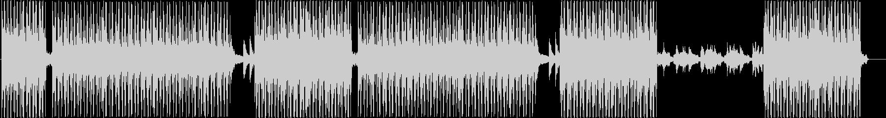 ローファイ、チルアウト、トラップR&B♪の未再生の波形
