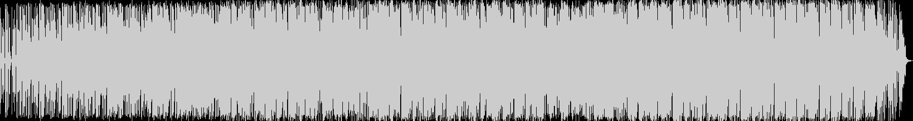 ミディアムテンポのミニマルギターロックの未再生の波形