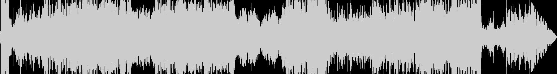 重厚感とダイナミクスのあるRPG戦闘曲の未再生の波形