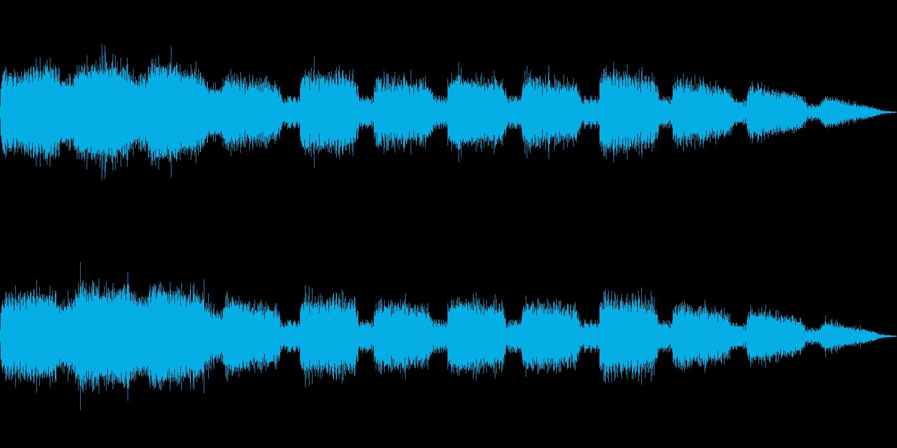 SF/アラート/ロボット/故障/分析の再生済みの波形