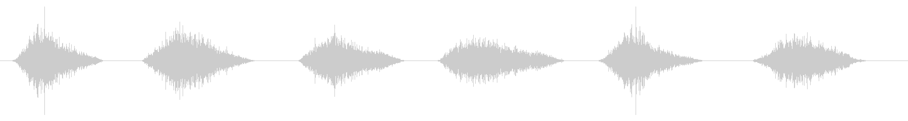 PC マウス ムーブ04-16(ハード)の未再生の波形